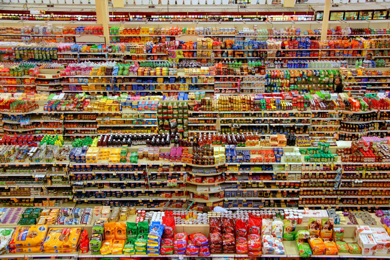 La historia, el azúcar y la industria de alimentos